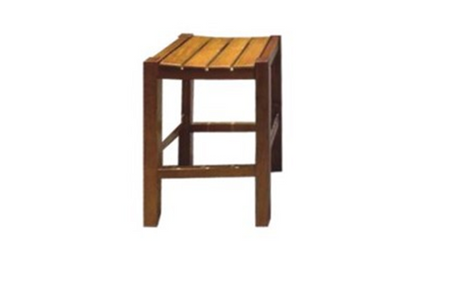 WHOLEMEAL BAR STOOL WITHOUT BACK SUPPORT - SEAT: 680(H) - IMPORT COLOUR (AL1)