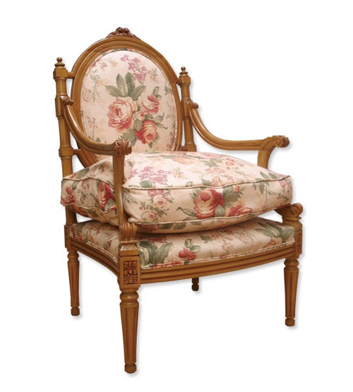 ICON (CH011N) OLD ARM CHAIR