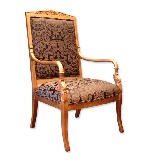 REGENCY BERGER (CH016A) ARM CHAIR