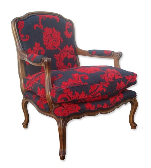 BELLA LOUIS (CH030N) ARM CHAIR