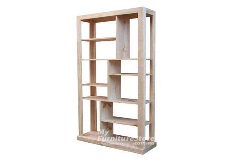 ROOM DIVIDER NUMBER 4 WITH OPEN SIDED - 2000(H) x 1000(W) - RAW