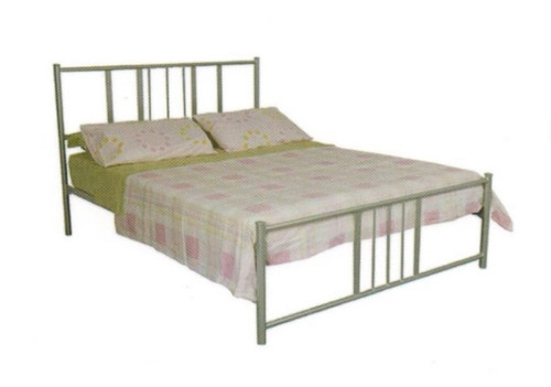 KING SINGLE SORRENTO BED - ASSORTED COLOURS