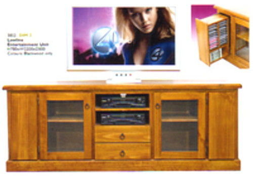 URBANITE LOWLINE TV UNIT -  2200(W) - ASSORTED COLOURS AVAILABLE