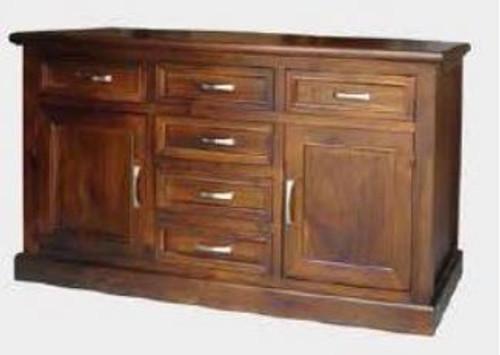 COTTAGE (1901) 2 DOOR / 6 DRAWER BUFFET-  1650(W)