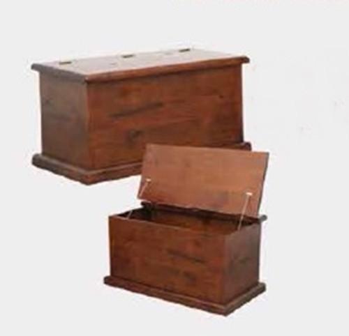 SPRING BLANKET BOX - 1000(W) - ROUGH SAWN (1086)