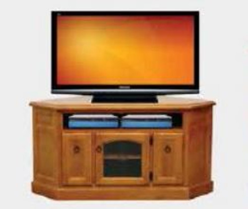 LAWSON CORNER TV UNIT - 1400(W) - BLACKWOOD (1306) OR WALNUT (1307)