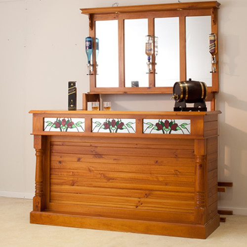 PRIVATE BAR WITH SEPARATE MIRROR (MBR-PBM)