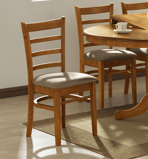 LANNICE DINING CHAIR (SET OF 2) (MODEL 13-21-19-20-1-14-7) - UMBER