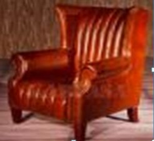 VARESE (2035) 1 SEATER  CHAIR  -  FULL LEATHER