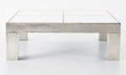 CERTALDO (1042) - 410(H) x 1010(W) x 1010(D) -   COFFEE TABLE