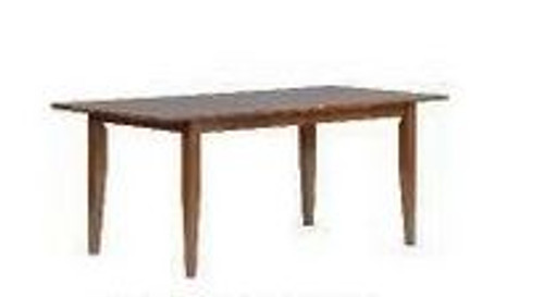 T570  PICCADILLY EXTENSION (1800MM) TABLE  - 1500(W) X 900(D) - ANTIQUE OAK