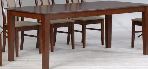 T580  PARK MALL TABLE  - 1950(W) X 950(D) - ANTIQUE OAK