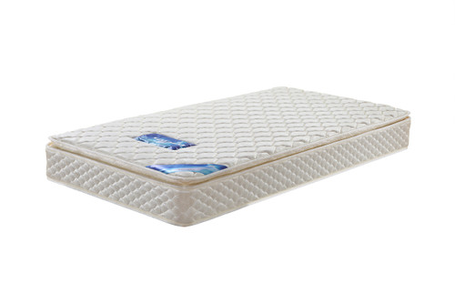 SINGLE DAY DREAM SINGLE SIDED PILLOW TOP ENSEMBLE (MATTRESS & BASE) WITH BODY CARE (SWB) BASE (NOT PICTURED) - MEDIUM FIRM