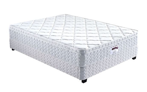 SINGLE  FIVE ZONE LATEX (M351)  SINGLE  SIDED EUROTOP WITH POCKET SPRING  MATTRESS  - MEDIUM FIRM