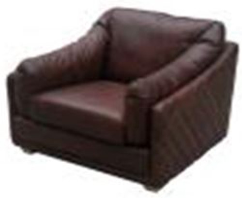 LAZIO (3001) 1 SEATER FULL LEATHER CHAIR