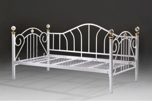 SINGLE JULIA DAYBED - WHITE
