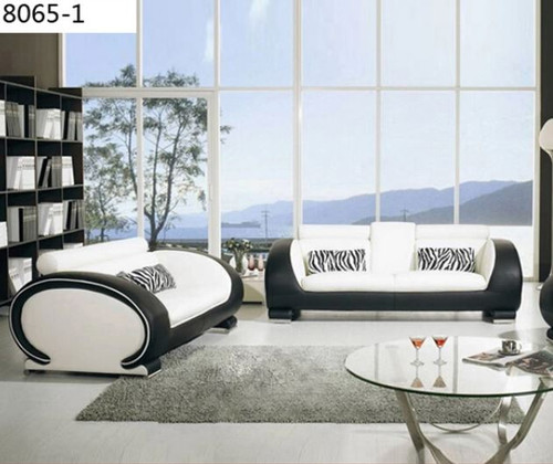ANGEL (8065-1) 3 SEATER + 2 SEATER  LOUNGE  - ASSORTED COLOURS