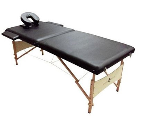 PORTABLE MASSAGE TABLE (CANNY-II)  WITH CARRY BAG -  AS PICTURED