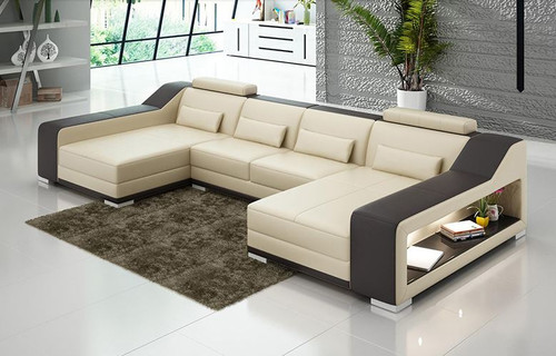 FREDDY   CHAISE LOUNGE( MODEL-B2017E) - CHOICE OF LEATHER AND ASSORTED COLOURS AVAILABLE