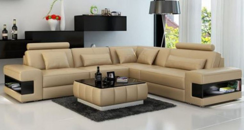 LINZA 3 x SEATER + 2 x SEATER  BONDED LEATHER LOUNGE SUITE ( MODEL-G1113B) - CHOICE OF LEATHER AND ASSORTED COLOURS AVAILABLE
