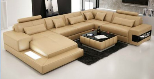 LINZA  BONDED LEATHER CHAISE LOUNGE ( MODEL-G1113) - CHOICE OF LEATHER AND ASSORTED COLOURS AVAILABLE