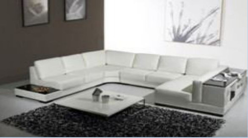 DANSA   LEATHER  CHAISE LOUNGE (MODEL- G1082) - CHOICE OF LEATHER AND ASSORTED COLOURS AVAILABLE