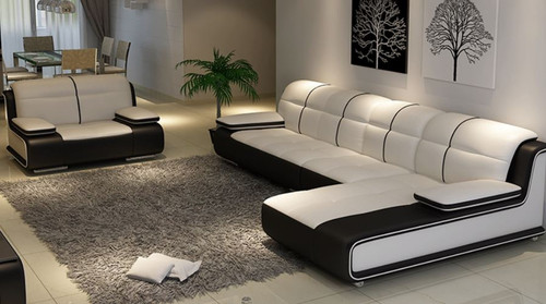 MARER  CHAISE LOUNGE( MODEL-R7009) - CHOICE OF LEATHER AND ASSORTED COLOURS AVAILABLE