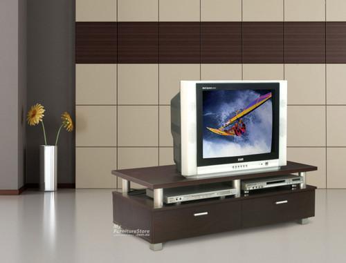 METRO TV PLATFORM - 1120(W) - WALNUT