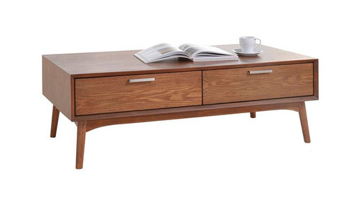VENIZE  (BH202‐CT)  COFFEE TABLE WITH 2 x DRAWERS