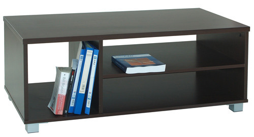 CONCORD COFFEE TABLE - 440(H) X 1120(W) X 550(D) - BEECH (PICTURED IN WALNUT)