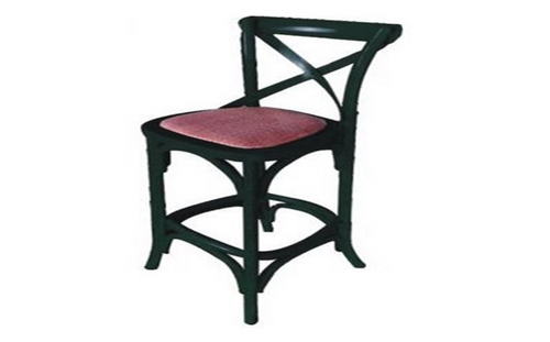 BARISTA (VBR-013) BAR CHAIR - SEAT: 760(H) -   BLACK