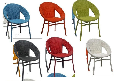SHELL  CHAIR (VSHE-001)    -  ASSORTED COLOURS