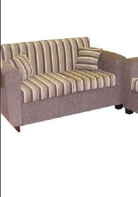 CARY 2.5 SEATER  FABRIC FOLD OUT  SOFABED - ASSORTED COLOURS