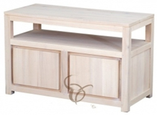 ARMSTERDAM (TV 200 TA )2 DOOR TV STAND -  1200(W) -  WASHED