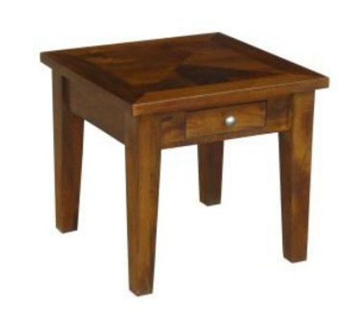 CHELMSFORD SIDE TABLE ( MODEL- 23417137) - COFFEE