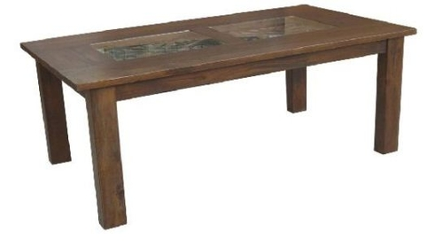 ASHLEY  DINING TABLE ( WOAL-001-M) - 2100(W) X 780(D) - MOCCA.
