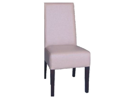 SWIZZ DINING CHAIR  (VCH-369-P)  - PEBBLE