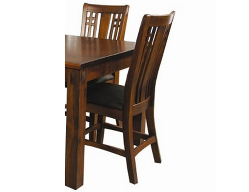 FABULOS  DINING  CHAIR  - (MODEL-16-9-14-14-1-3-12-5) -  HAZELNUT