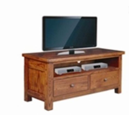 DUOLYN   AMERICAN OAK  LOWLINE TV UNIT - (MODEL16-1-18-1-13-15-21-914-20) -  1200(W)  -  AS PICTURED