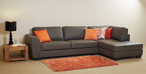 MOLLARD BONDED FABRIC 2 SEATER WITH CHAISE  U9380  (MODEL- 16-15-12-12-1-18--4)  -  A ( MODEL - 18-15-3-9-14) - ASSORTED COLOURS