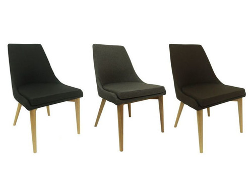 ARCHIE   DINING CHAIR  (VCH-505)  - ASSORTED COLORS AVAILABLE