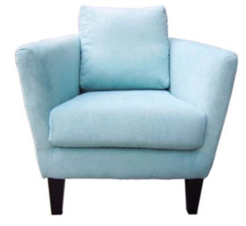 LARSAMER (V-150 )  ARM CHAIR    -   BLUE