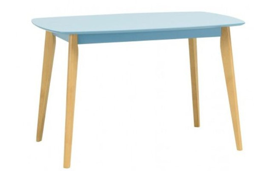 ARTHUR DINING TABLE - 1200(L) X  900(W)  TWO TONED