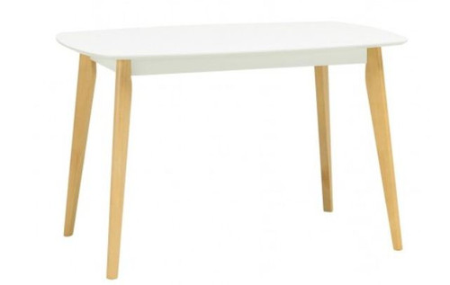 ARTHUR DINING TABLE 1200(L) X 900(W) - WHITE