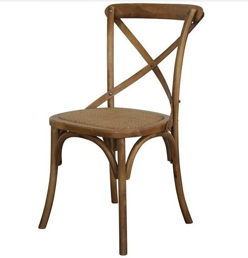 ORLEANS DINING CHAIR  -  NATURAL