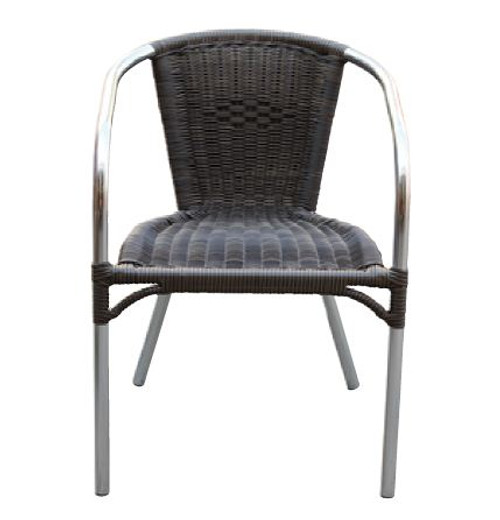 PEDRO WICKER CHAIR -AS PICTURED