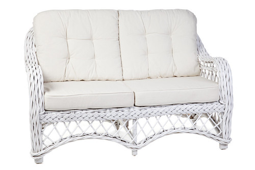 OLYMPIA (2) TWO SEATER (DET762) SOFA - ASSORTED COLOURS