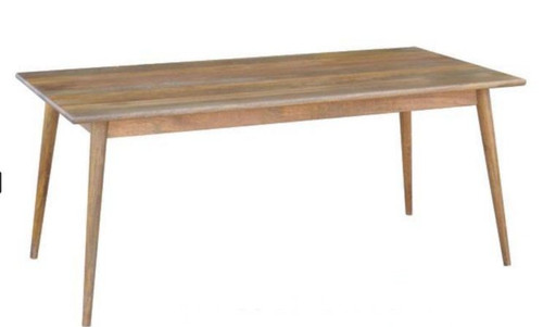 RETRO DINING TABLE ONLY (WORE-001) - 1800(W) x 900(D) - LIGHT OAK