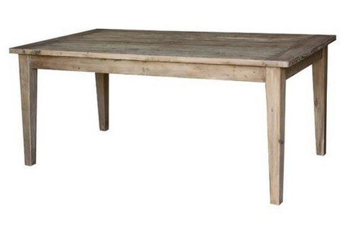 STAMFORD (VST-012) DINING TABLE - 1800(W) x 900(D) - NATURAL