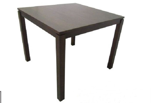 CUBIST  (VCT-025) SQUARE  DINING  TABLE 900(L) X  900(W)  -  CHOICE OF COLOR